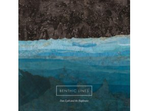 DAN LYTH AND THE EUPHRATES - Benthic Lines (CD)