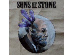 SUNS OF STONE - Suns Of Stone  (CD)