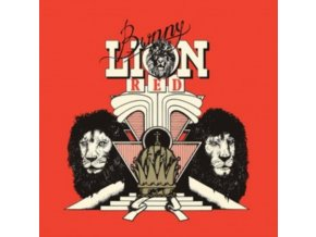 BUNNY LION - Red (CD)
