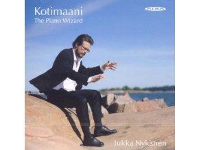 JUKKA NYKANEN - Kotimaani - The Piano Wizard (CD)
