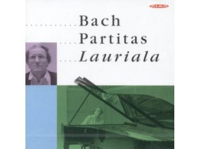 J.S. BACH - Partitas (2Cd) - Risto Lauriala / Piano (CD)