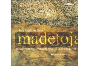 LEEVI MADETOJA - Complete Orchestral Works Vol. (CD)
