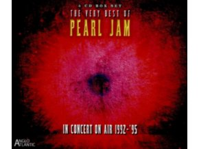 PEARL JAM - The Best Of - In Concert On Air 1992-1995 (CD)