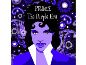 PRINCE - The Purple Era - The Very Best Of 1985-91 Broadcasting Live (CD)
