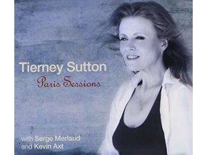 TIERNEY SUTTON - Paris Sessions (CD)