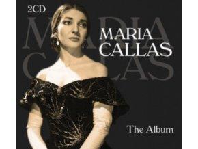MARIA CALLAS - The Album (CD)