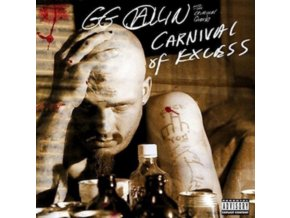 GG ALLIN - Carnival Of Excess (Expanded Edition) (CD)