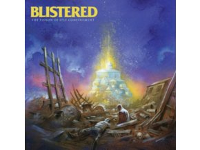 BLISTERED - The Poison Of Self Confinement (CD)