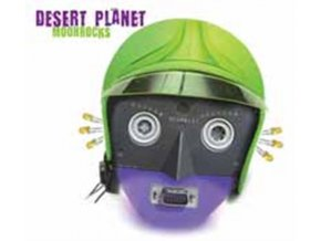DESERT PLANET - Moonrocks (CD)