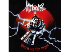 KRYPTOS - Burn Up The Night (CD)