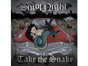 SIN OF NIGHT - Take The Snake (CD)