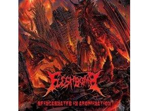 FLESHBOMB - Reincarnated In Abomination (CD)