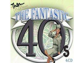 VARIOUS ARTISTS - Fantastic Forties (CD)