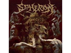 SPHERON - Ecstasy Of God (CD)