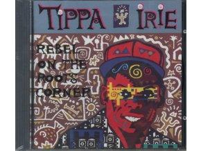 TIPPA IRIE - Rebel On The Roots Corner (CD)