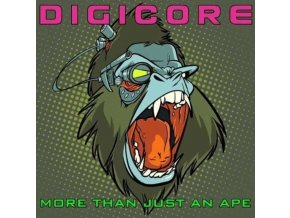 DIGICORE - More Than Just An Ape (CD)