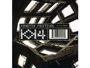 VARIOUS ARTISTS - Kinetik Festival Volume 4 (CD)
