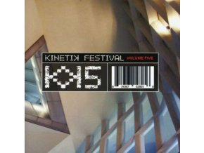 VARIOUS ARTISTS - Kinetik Festival Volume 5 (CD)
