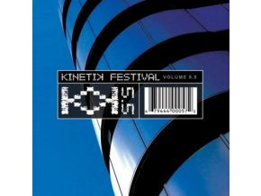 VARIOUS ARTISTS - Kinetik Festival Volume 5.5 (CD)