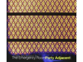 DAN ANDRIANO IN THE EMERGENCY ROOM - Party Adjacent (CD)