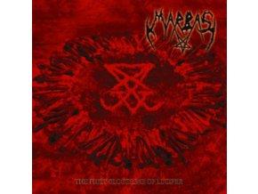 MARBAS - The Fiery Bloodline Of Lucifer (CD)