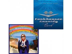MERRELL FANKHAUSER - Return To Mu/On The Blue Road (CD)