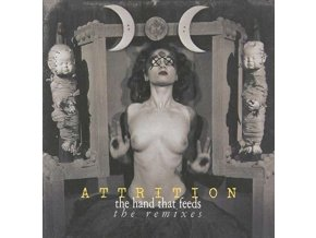 ATTRITION - The Hand That Feeds / A Tricky Business (CD)