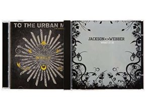 JACKSON WEBBER/WALLY - What It Is/To The Urban Man (CD)
