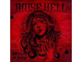 RAISE HELL - Written In Blood (CD)