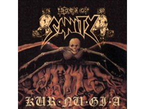 EDGE OF SANITY - Kur-Nu-Gi-A (CD)