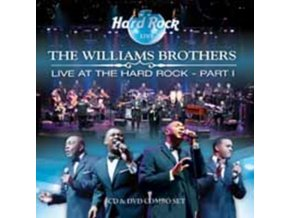 WILLIAMS BROTHERS - Live At The Hard Rock - Pt 2 (CD)