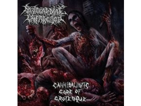 MYOCARDIAL INFARCTION - Cannibalistic Gore Of Grotesque (CD)