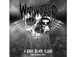 WARWOUND - A Huge Black Cloud – The Demos 1983 (CD)