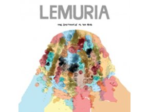 LEMURIA - The Distance Is So Big (CD)