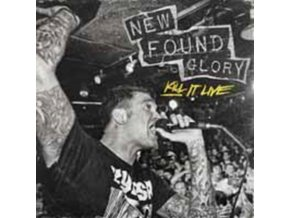 NEW FOUND GLORY - Kill It Live (CD)