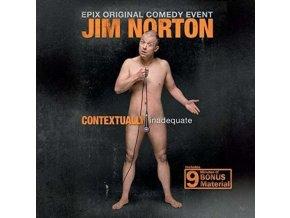 JIM NORTON - Contextually Inadequate (CD)