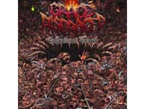 GRACE DISGRACED - Enthrallment Traced (CD)