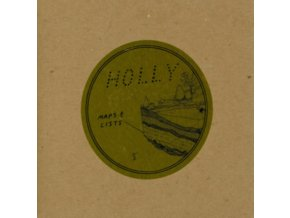 HOLLY - Maps And Lists (CD)