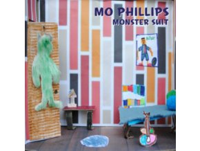 MO PHILLIPS - Monster Suit (CD)