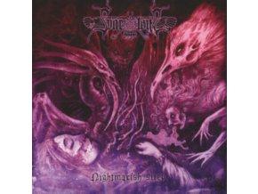 SVARTSYN - Nightmarish Sleep (CD)