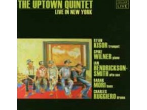 UPTOWN QUINTET - Live In New York (CD)