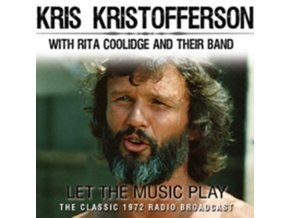 KRIS KRISTOFFERSON - Let The Music Play (CD)