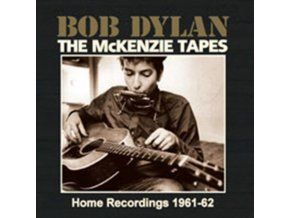 BOB DYLAN - The Mckenzie Tapes (CD)
