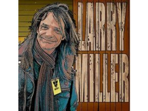 LARRY MILLER - Larry Miller (CD)