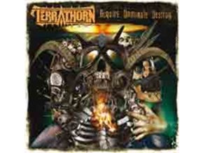 TERRATHORN - Acquire Dominate Destroy (CD)