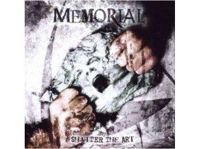 MEMORIAL - Shatter The Art (CD)