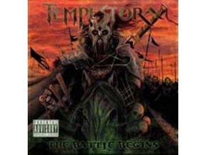 TEMPESTORA - The Battle Begins (CD)