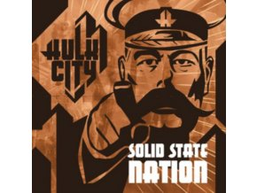 HULK CITY - Solid State Nation (CD)