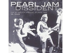PEARL JAM - Dissident - Live At The Fox Theatre (CD)