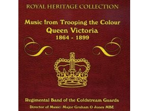 BAND OF THE COLDSTREAM GUARDS - Music From Trooping The Colour (CD)